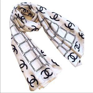 NWT ▪️Chanel Silk Pashmina/ Scarf ▪️